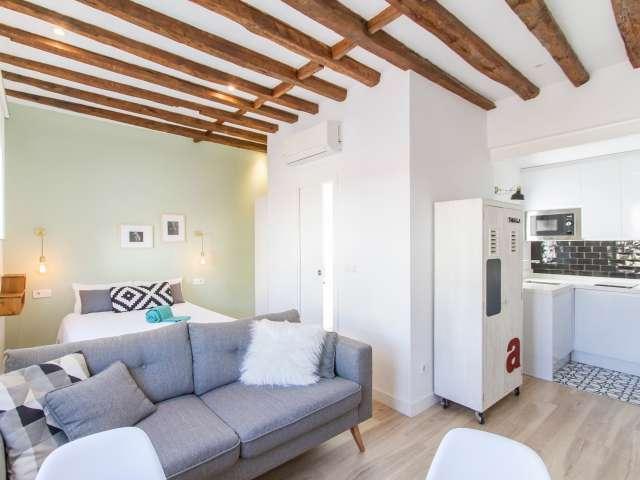 Estudio en alquiler en Argüelles, Madrid