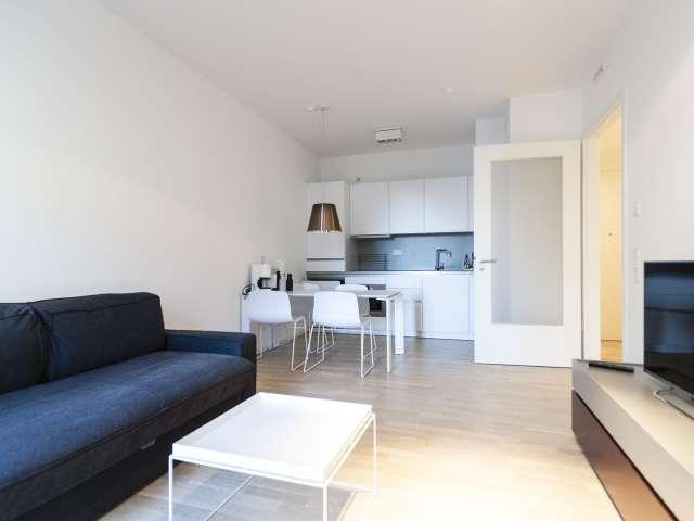 Elegante 1-Zimmer-Wohnung zur Miete in Mitte, Berlin