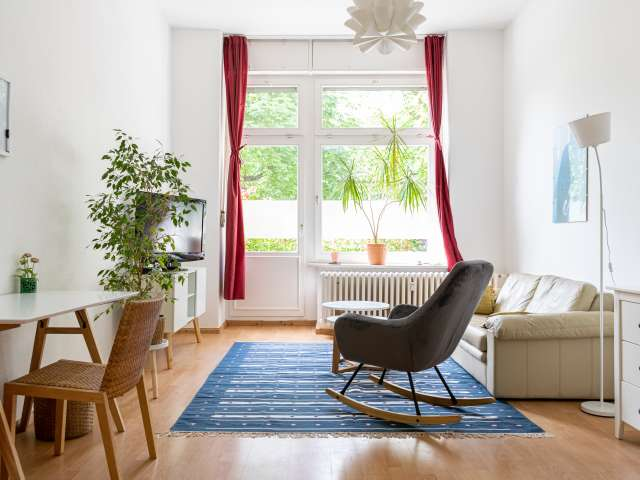 Charming apartment with 2 bedrooms in Kreuzberg