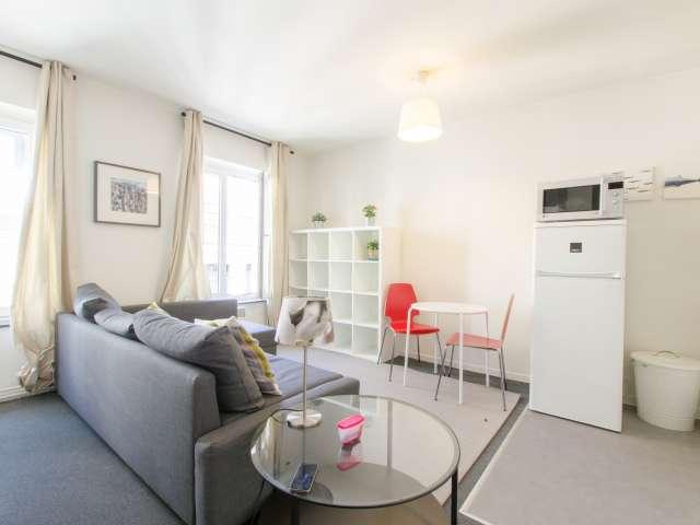 Praktische 1-Zimmer-Wohnung zur Miete im Zentrum von Brüssel