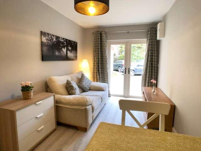 Appartamento con 1 camera da letto in affitto a Wedgewood, Dublino
