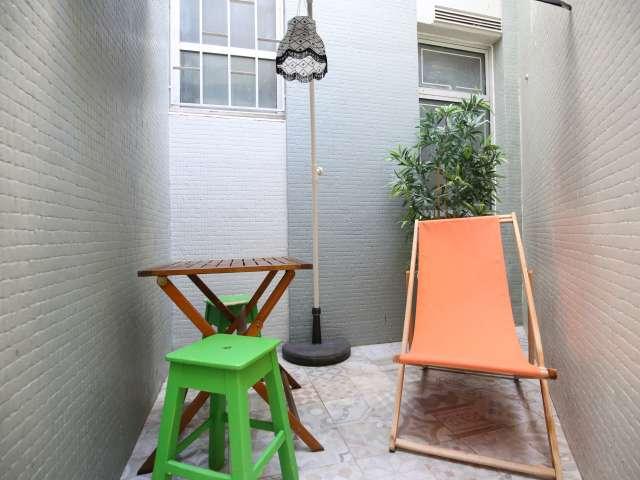 Lovely studio apartment for rent in Arroios, Lisbon