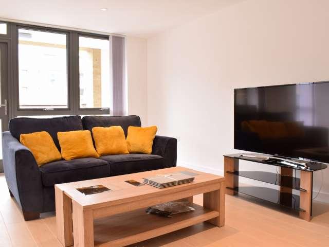 2-bedroom flat to rent in Islington in London