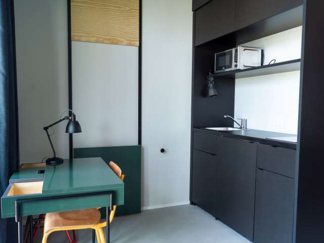 Wundervolles Studio-Apartment zur Miete in Mitte, Berlin