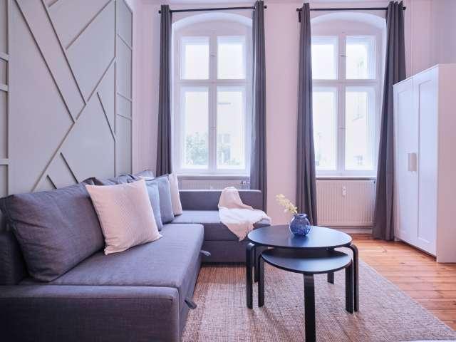 Studio-Apartment zur Miete in Schillerkiez, Berlin