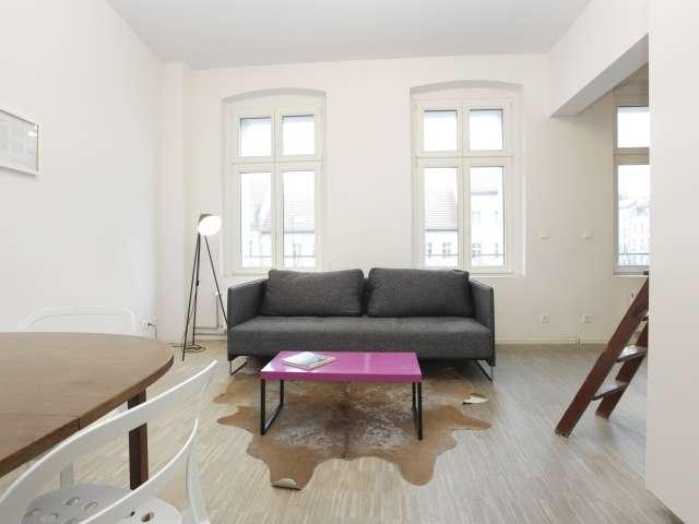 Moderne 2-Zimmer-Wohnung zur Miete in Mitte, Berlin