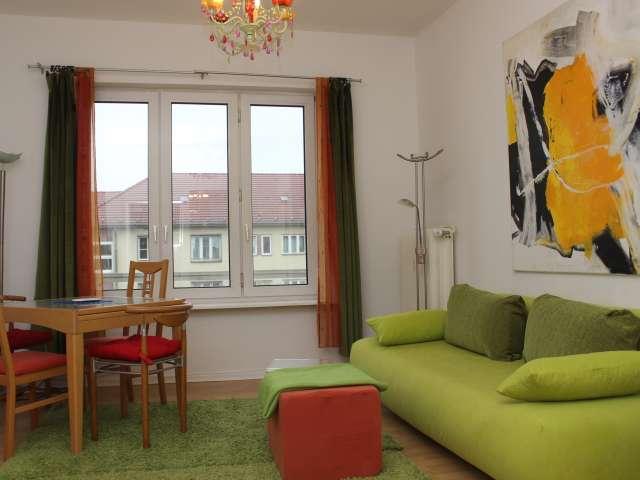 Gemütliche 1-Zimmer-Wohnung zu vermieten in Wilmersdorf, Berlin
