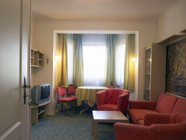 Geräumige Wohnung in einem gemeinsamen Haus in Schulzendorf