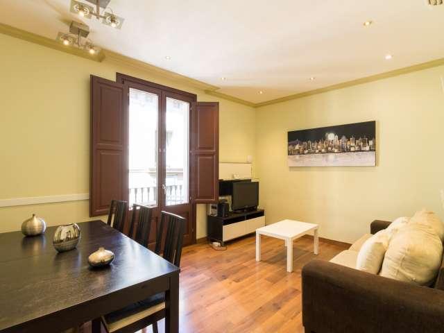 4-Zimmer-Wohnung zu vermieten, El Raval, Barcelona