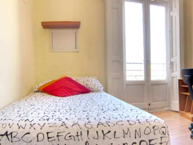Accomodation in shared apartment in Latina, Madrid