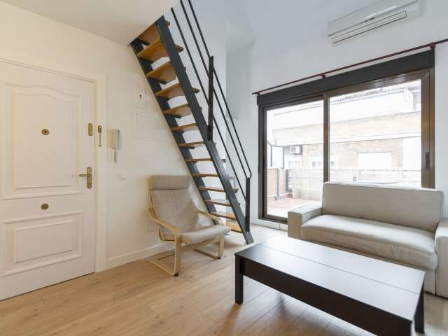 Fantastic studio apartment for rent in Tetuán, Madrid