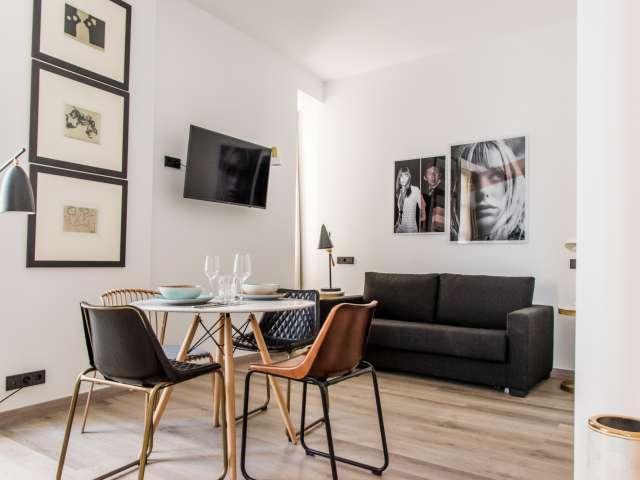 Appartement moderne 1 chambre à louer, Ciutat Vella, Valence
