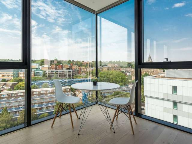 Studio apartment for rent in Archway, London