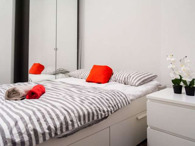 Room to rent in 4-bedroom flat, the City of Westminster