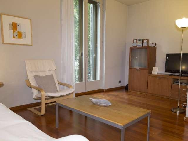 1-Zimmer-Wohnung zur Miete in Eixample Esquerra, Barcelona