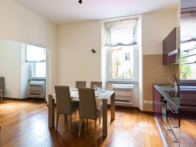 Appartamento con 3 camere da letto e aria condizionata in affitto nel Centro Storico
