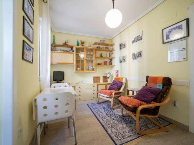 1-Zimmer-Wohnung zur Miete in Prosperidad, Madrid
