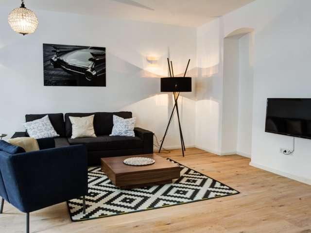 Charismatic 2-bedroom apartment for rent in Moabit, Berlin