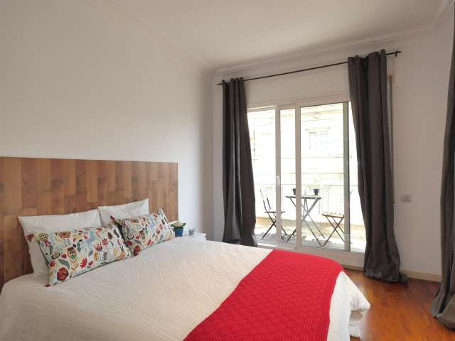 Beautiful room for rent in Putxet, Barcelona