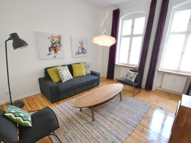 Wohnung mit 1 Schlafzimmer zu vermieten in Maobit, Berlin