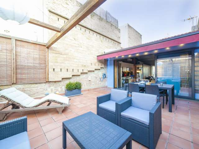 Studio apartment for rent in Sants, Barcelona