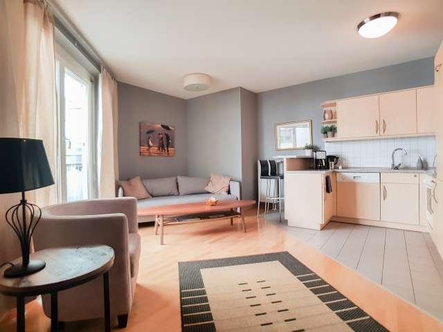 Schickes Apartment mit 1 Schlafzimmer zur Miete in Kreuzberg, Berlin