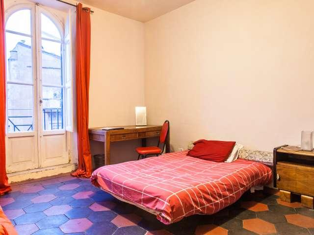 Camera esterna in appartamento nel centro di Roma, Roma