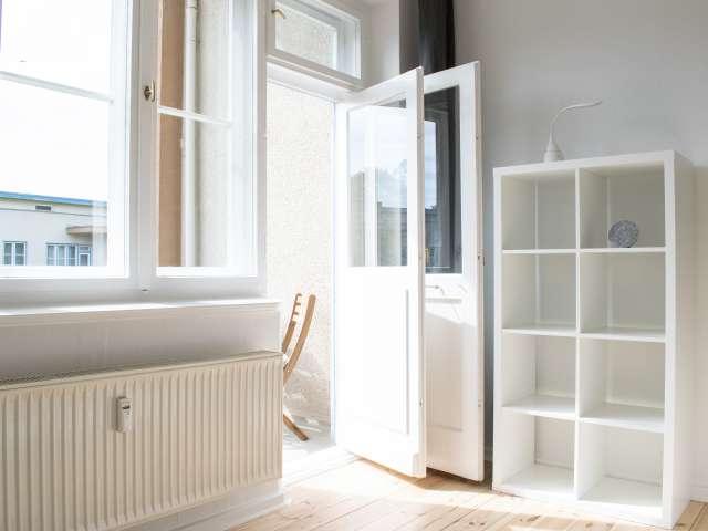 Zimmer zu vermieten in Wohnung mit 2 Schlafzimmern Pankow