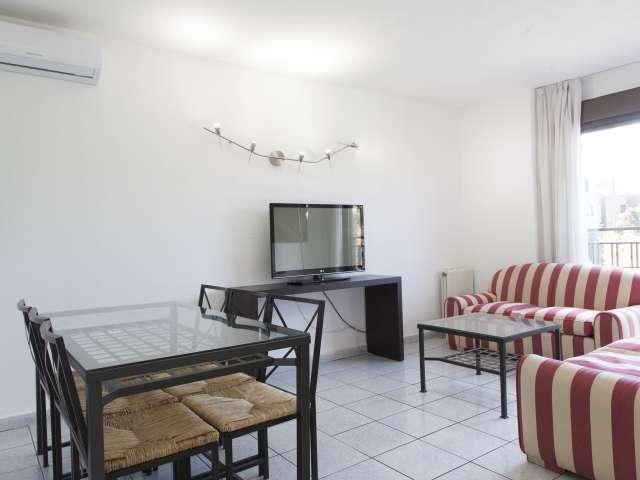 Spacious 3-bedroom apartment for rent in Villaviciosa