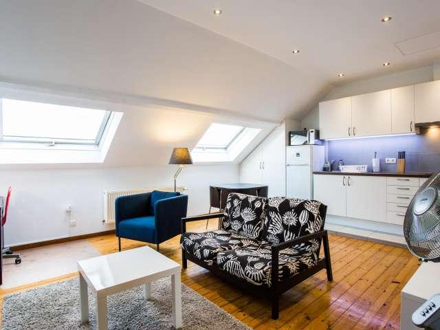 Moderne appartement 1 chambre à louer à Jette, Bruxelles