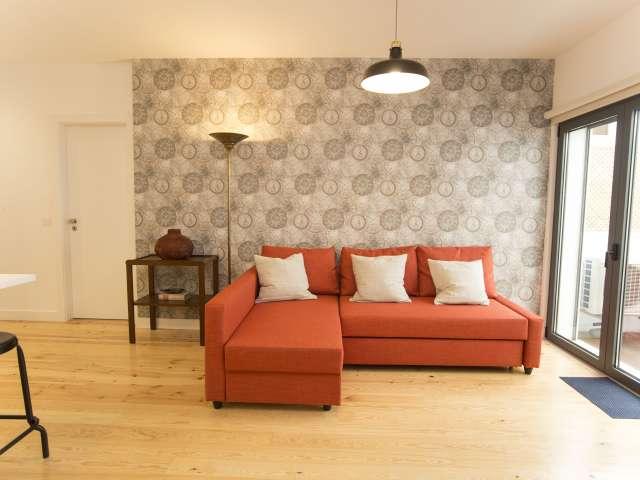 1-bedroom apartment for rent in Ajuda, Lisbon