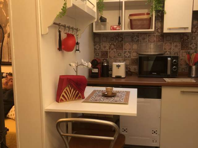 Whole 2 bedrooms apartment in Roma