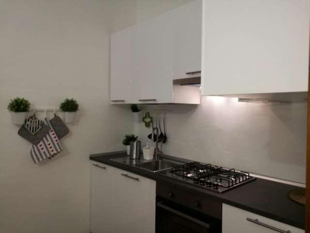 Small studio apartment for rent in Turro, Milan