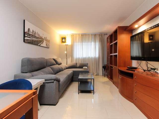 Comfy 2-bedroom apartment to rent in Cornellà de Llobregat