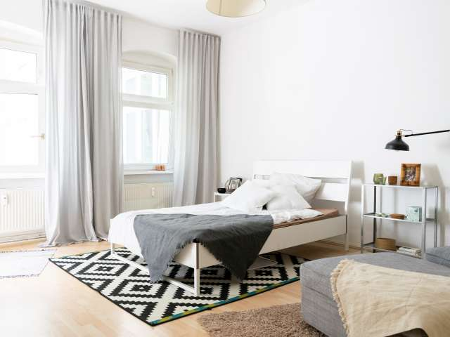 Hübsches Studio-Apartment zu vermieten in Friedrichshain, Berlin