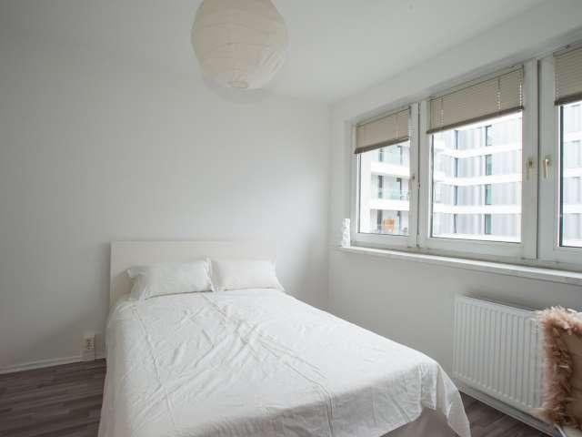 Doppelzimmer zur miete in wohnung mit 2 schlafzimmern, mitte