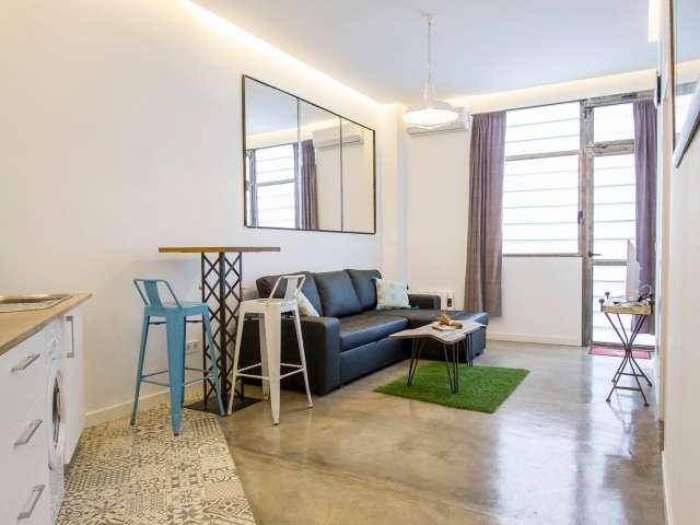 Coole 2-Zimmer-Wohnung zu vermieten in Prosperidad, Madrid