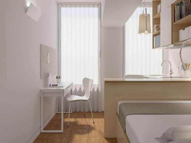New studio apartment for rent in Penha de França, Lisbon