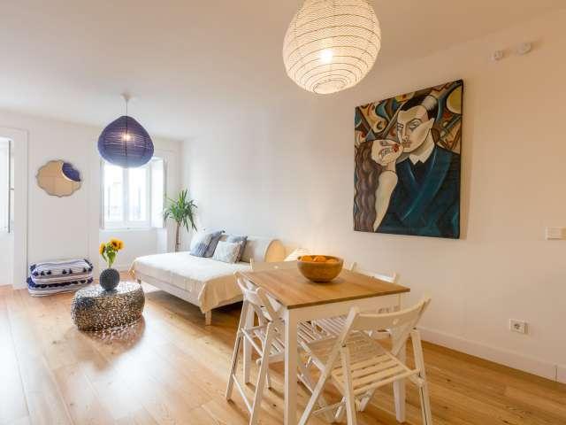 1-bedroom apartment for rent Santa Maria Maior, Lisbon