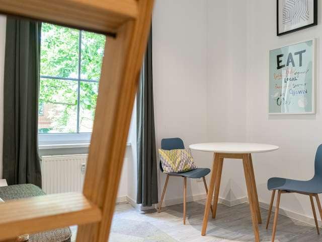 Modernes Studio-Apartment zur Miete in Mitte, Berlin