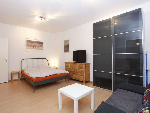 Gemütliches Studio-Apartment zur Miete in Friedrichshain, Berlin