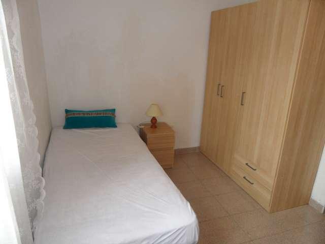 Innenraum in einer 4-Zimmer-Wohnung in Argüelles, Madrid