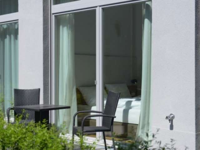 1-Zimmer-Wohnung mit Balkon zur Miete in Mitte