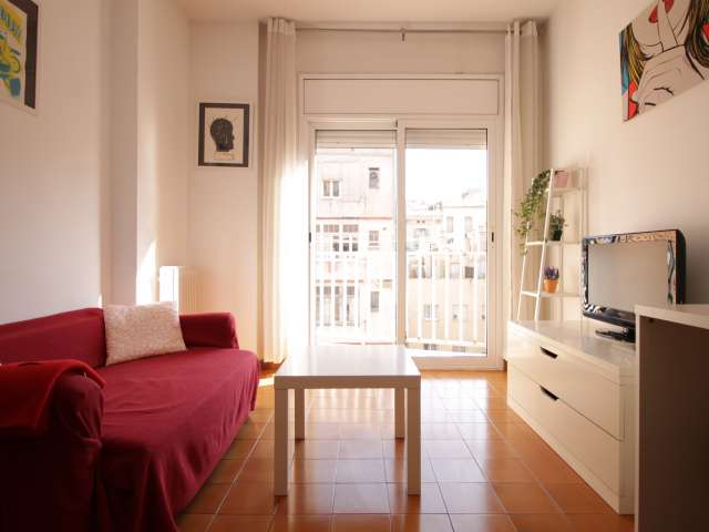 2-bedroom apartment for rent in Gràcia, Barcelona