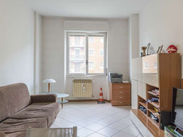 Casual apartment with 1 bedroom for rent in Stadera, Milan