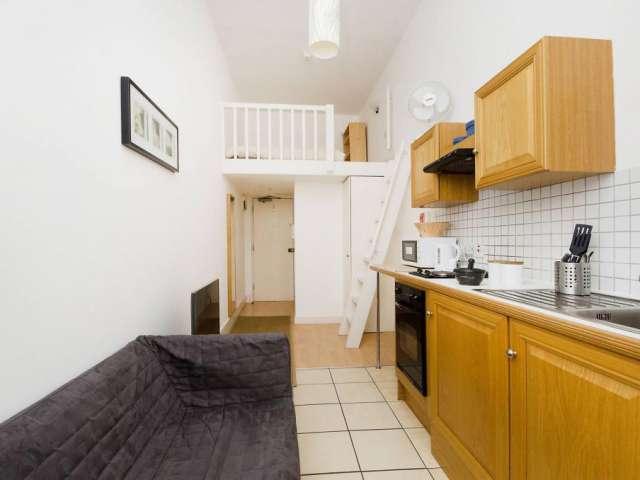 Cosy studio to rent in Earls Court, London