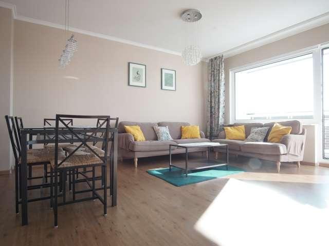 Sonnige 2-Zimmer-Wohnung zur Miete in Schöneberg, Berlin