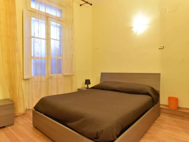 Room to rent in 4-bedroom apartment in Centro Storico