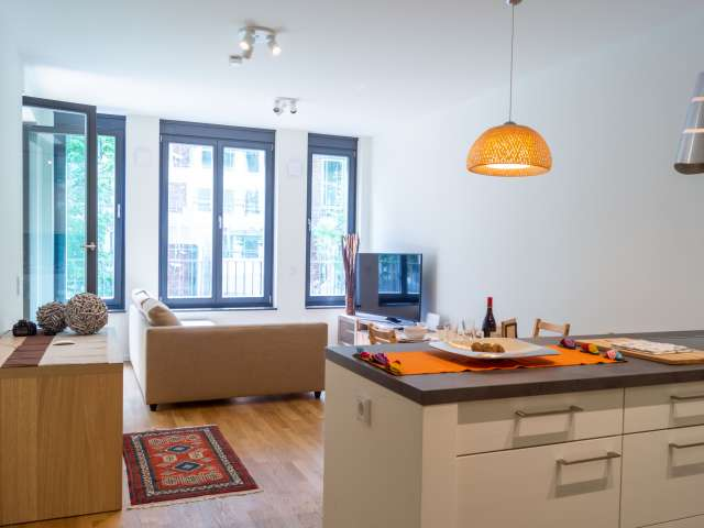 Apartment with 1 bedroom for rent in Mitte, Berlin