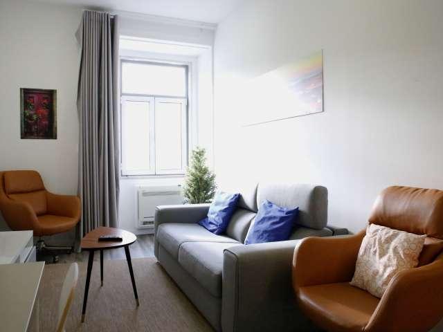 Beautiful 2-bedroom apartment for rent in Alcântara, Lisbon